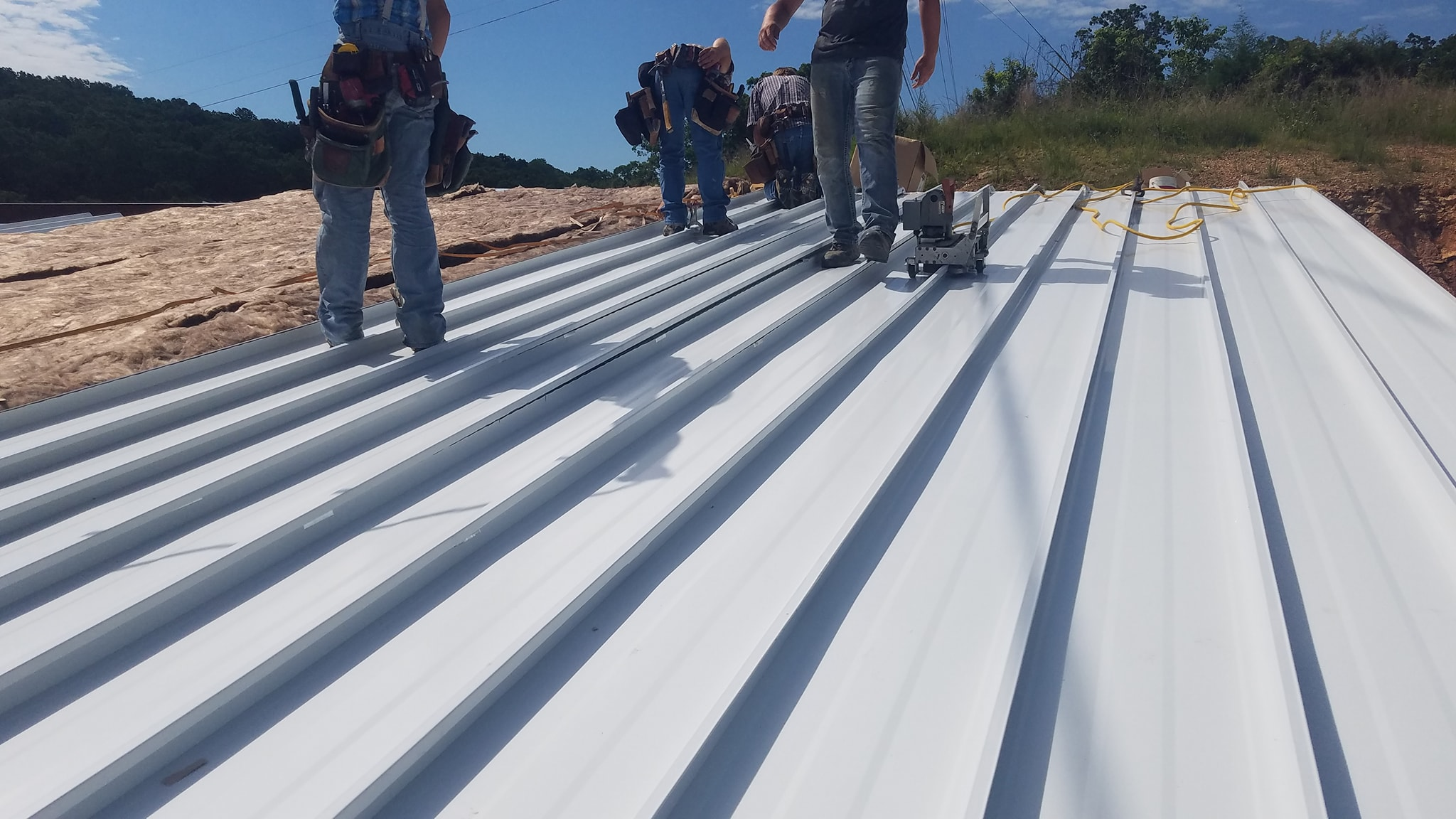 Corrugated Metal Roof or Standing Seam for Your Next Replacement?