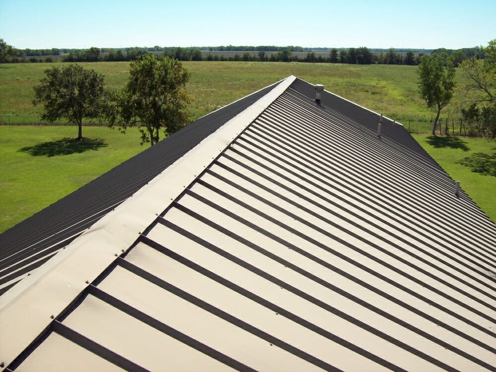 Metal Roofs Are for Barns…Right?