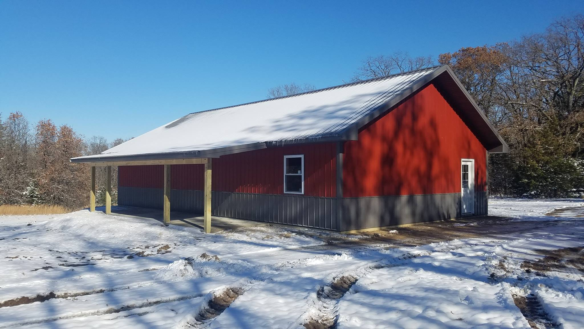 What Kind of Weather Can a Metal Roof Resist?
